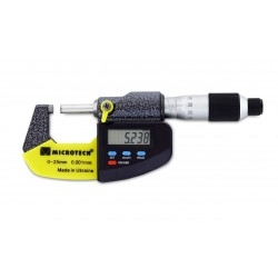 Precision digital micrometer IP65