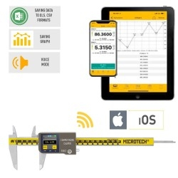 MICROTECH DATA APPLICATION for iOS DEVICES