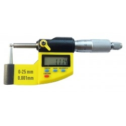 TUBE digital micrometer IP54
