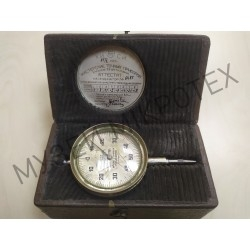 INDICATOR of clock type, 1937, head of №6485, ICC HISI (Kharkiv)