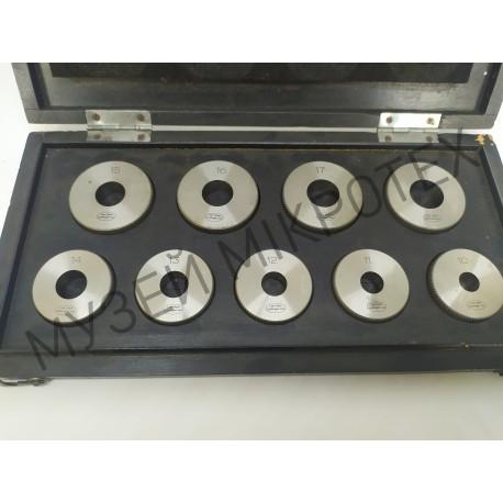 MODEL OF EXAMPLE RINGS, K.Mahr, Germany, 1942
