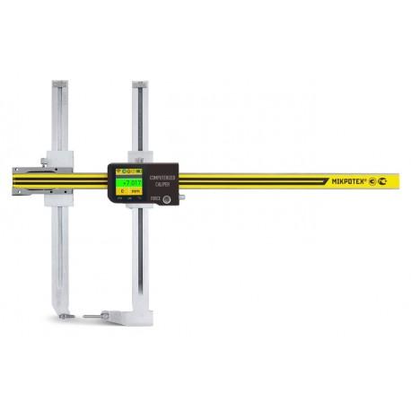 2D thickness gauge