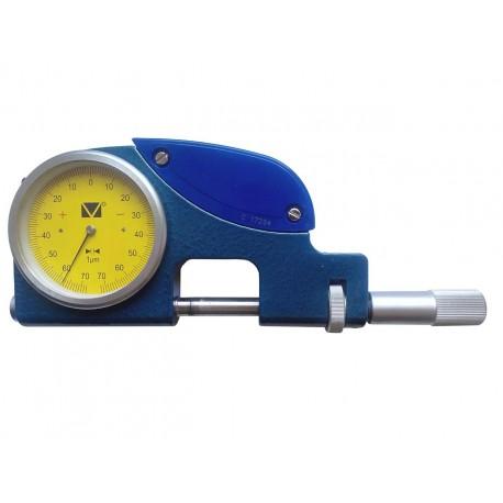 Indicating snap gauge
