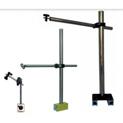 Measuring stands with magnetic base
