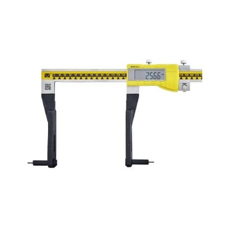 LONG JAW digital caliper for internal measurings